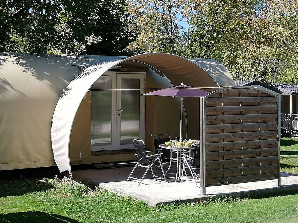 location glamping en ariege